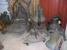 Antique Church Bells
