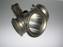 Bicycle Jeweled Oil Light SEARCH LIGHT Bridgeport Brass Company
